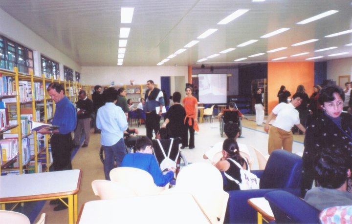 Biblioteca de Inclusão Nogueira