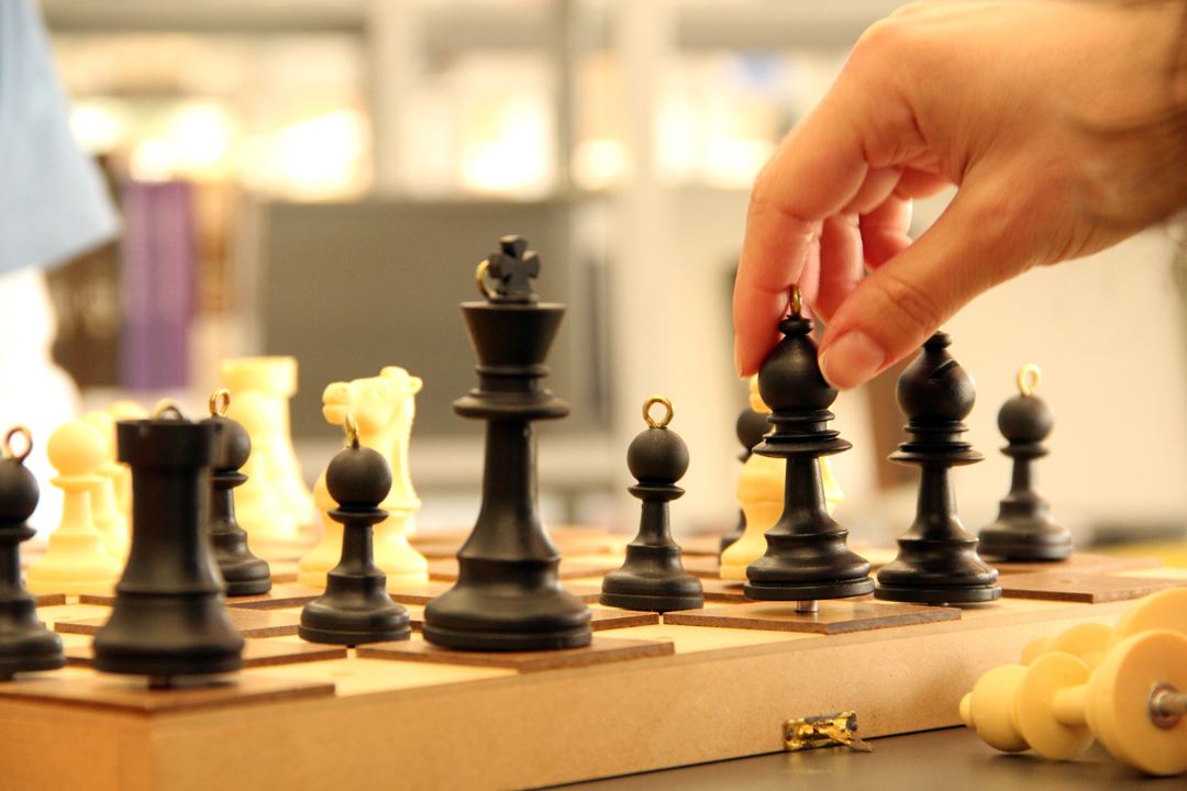 Tabuleiro de xadrez adaptado 2