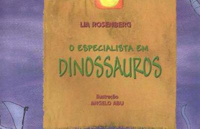 o especialista em dinossauros