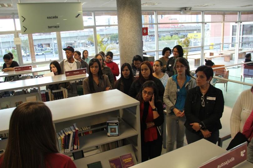 Visita técnica - Faculdades Integradas Coração de Jesus (FAINC)