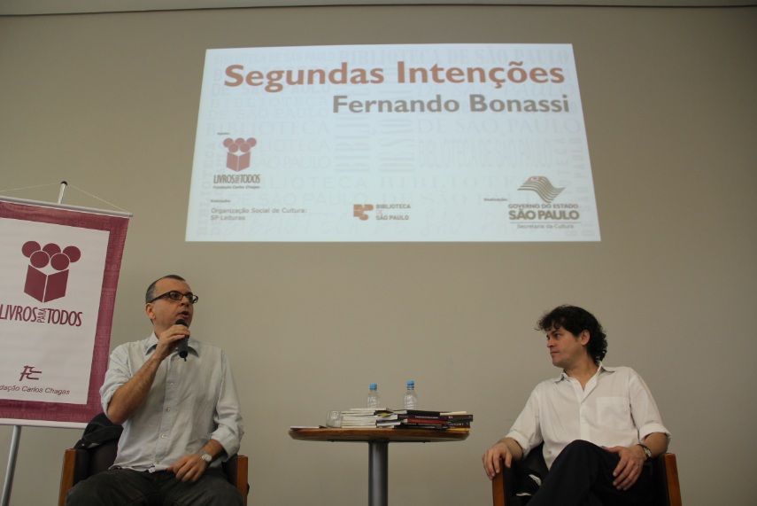 Segundas Intenções - Fernando Bonassi