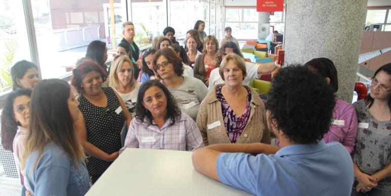 03.08 - Visita monitorada - CEI Adelaide Lopes Rodrigues - 35 professores - Alexandre33