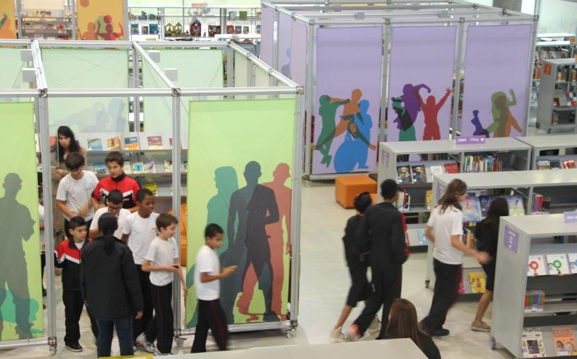 Visita monitorada - Escola SESI José Pilon