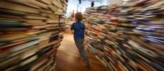 Labirinto de livros