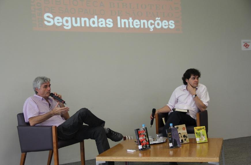 Segundas Intenções - Reinaldo Moraes