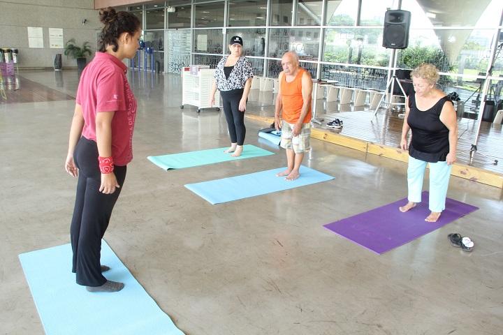 07.03 - Meditação e Yoga - Equipe BSP1