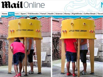 foto: Daily Mail/ divulgação