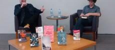 fotos de joca reiners terron na biblioteca de sao paulo capa
