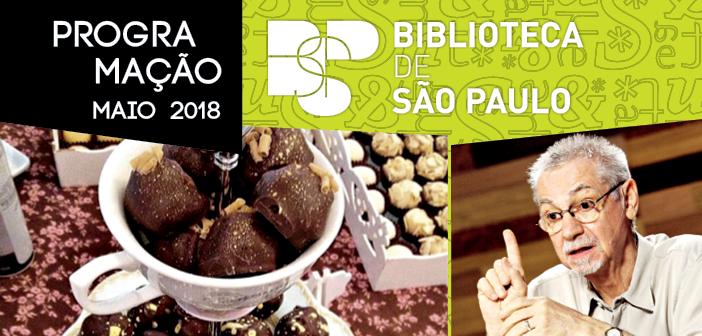 Em maio, BSP traz João Silvério Trevisan, Virada Cultural e Dia do Desafio