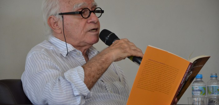 Ignácio de Loyola Brandão, o escritor que começa todos os dias