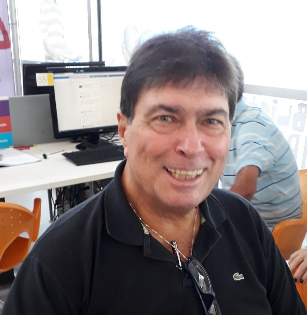 Paulo Afonso São Felipe. Foto: SP Leituras