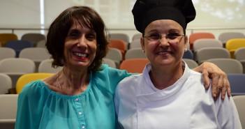 Viagem Gastronômica com Dolores Freixa e Solange Botura. Foto: Equipe SP Leituras.