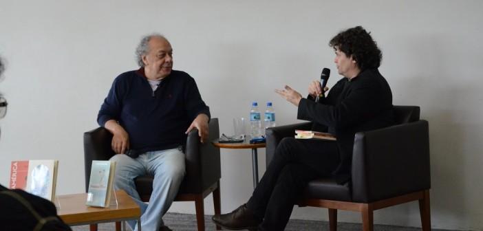 O jornalista e escritor José Trajano dá show de bola no Segundas Intenções