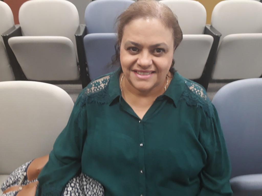 Rosana de Souza Costa. Foto: SP Leituras