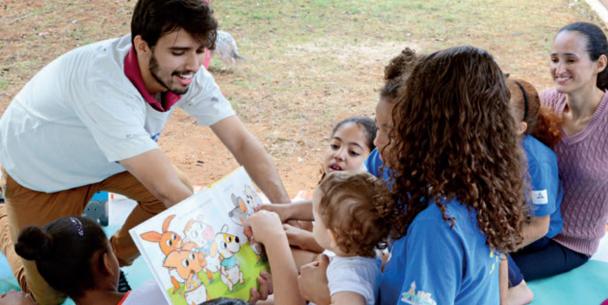 Foto: Equipe SP Leituras