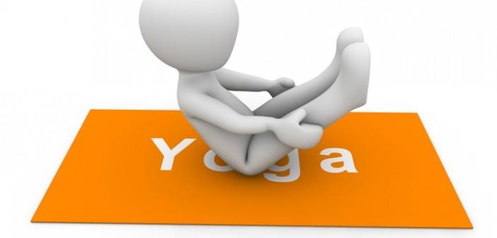 BSP ganha aulas de yoga. Venha participar!