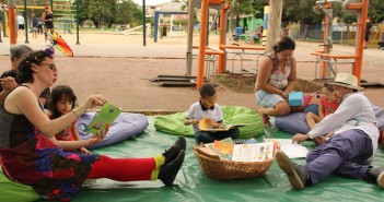 14.10 - Domingo no Parque - Equipe SP Leituras2