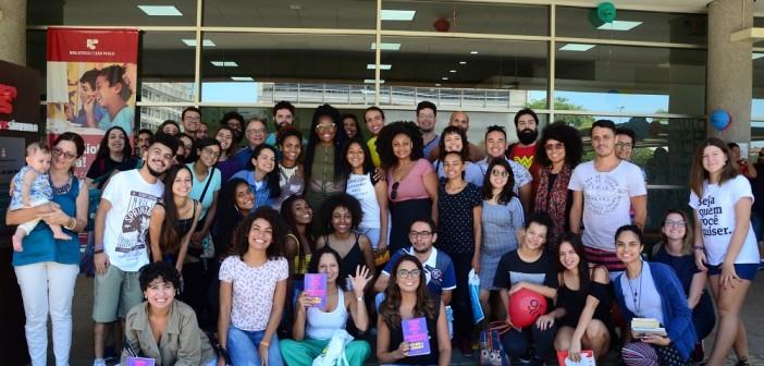 #bsp9anos: Djamila Ribeiro lotou auditório com o Segundas Intenções