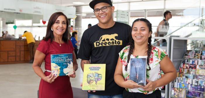 #bsp9anos: escritores divulgaram seus livros durante a festa