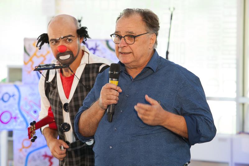 Pierre André Ruprecht, diretor executivo da SP Leituras. Foto: Júnior Franzin.