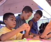 Outubro conta com atividades variadas para as crianças durante todo o mês