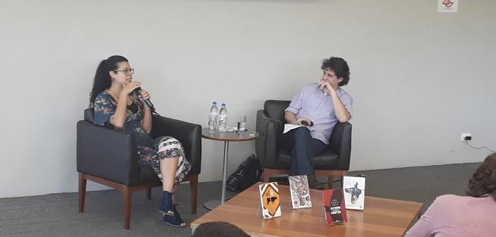 Poe e Hitchcock estão entre referências da escritora Ana Paula Maia
