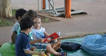 Domingo no Parque. Foto: Equipe SP Leituras.