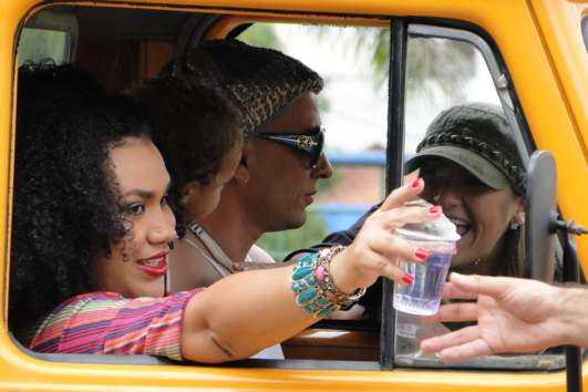 Quase samba. Foto: Divulgação.