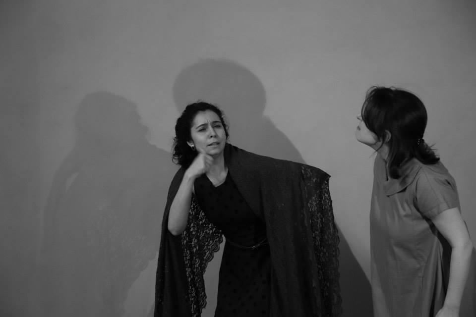 Mirela Estelles e Amarilis Reto. Foto: Eduardo Verderame