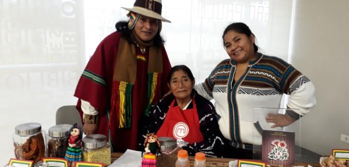 Comunidade boliviana compartilha seus saberes na BSP