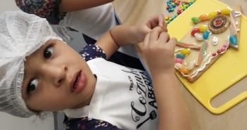 Dia das Crianças / Dia da Leitura: minichefs por um dia em oficina na BSP