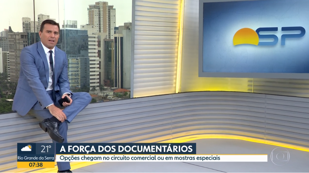 Foto: Bom Dia SP / TV Globo / Reprodução.