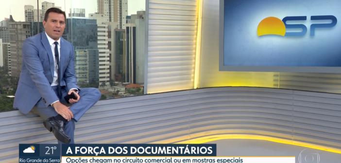 Mostra de documentários brasileiros na BSP ganha espaço na TV