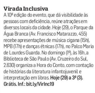 Reprodução / Guia Divirta-se / O Estado de S.Paulo.