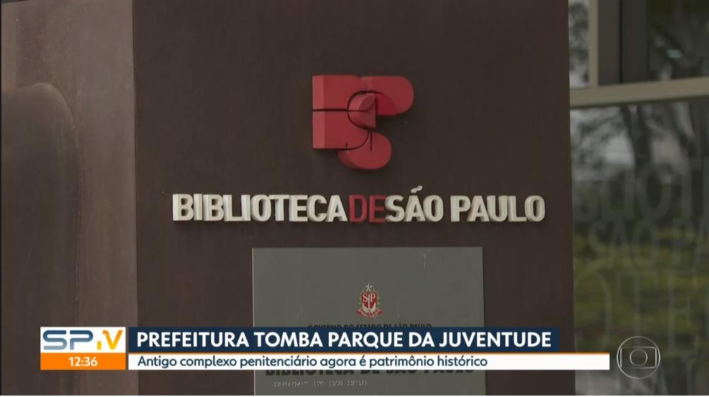 Reprodução / TV Globo / SP1.
