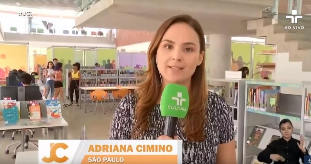 Jornal da Cultura 1ª edição / Reprodução.