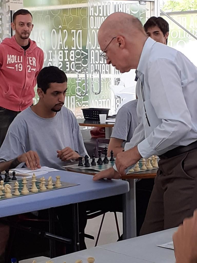 Mateus e Mequinho. Foto: Equipe SP Leituras.