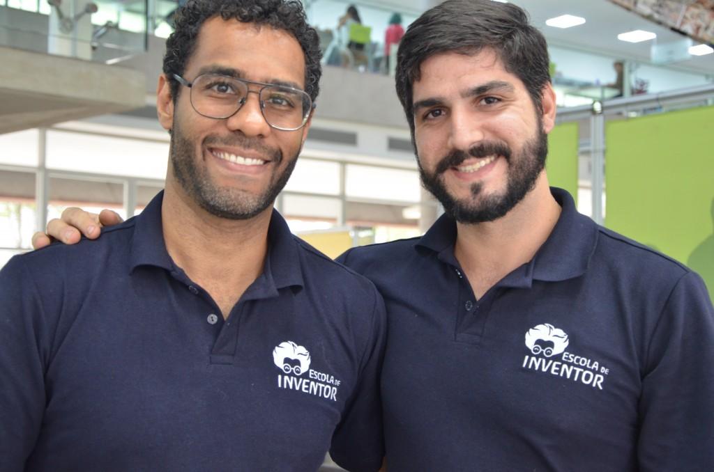 Escola de Inventor. Foto: Equipe SP Leituras.