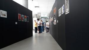 """Abertura da Exposição """"Invenções Gráficas na Ilustração Ibero-americana"""""""