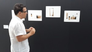 Fernando Vilela mostra os trabalhos selecionados para a mostra a partir do Catálogo Ibero-América Ilustra
