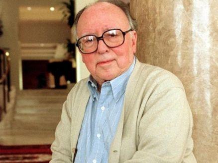 O escritor guatemalteco Augusto Monterroso (1921-2003