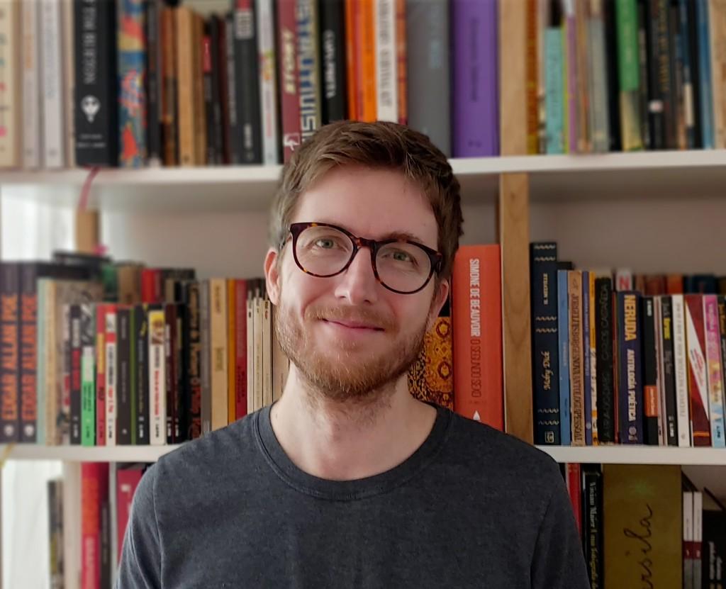 O ilustrador e quadrinista Thiago Souto. Foto: Arquivo pessoal