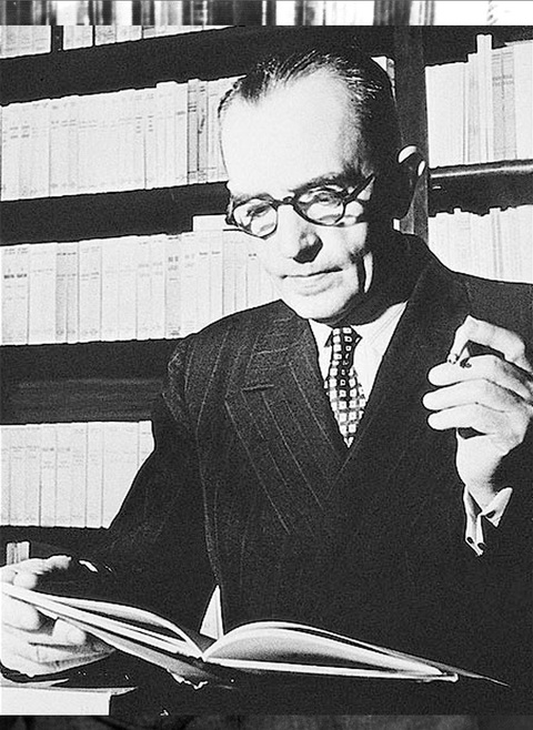"""Graciliano Ramos (1892-1953), autor de """"Angústia"""". Foto: CC/Reprodução"""