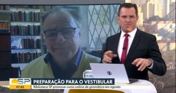 TV Globo / Reprodução.