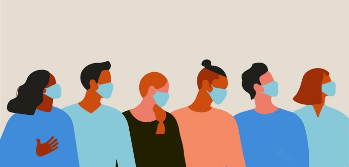 Doação de máscaras: participe de nossa campanha. Seja solidário!