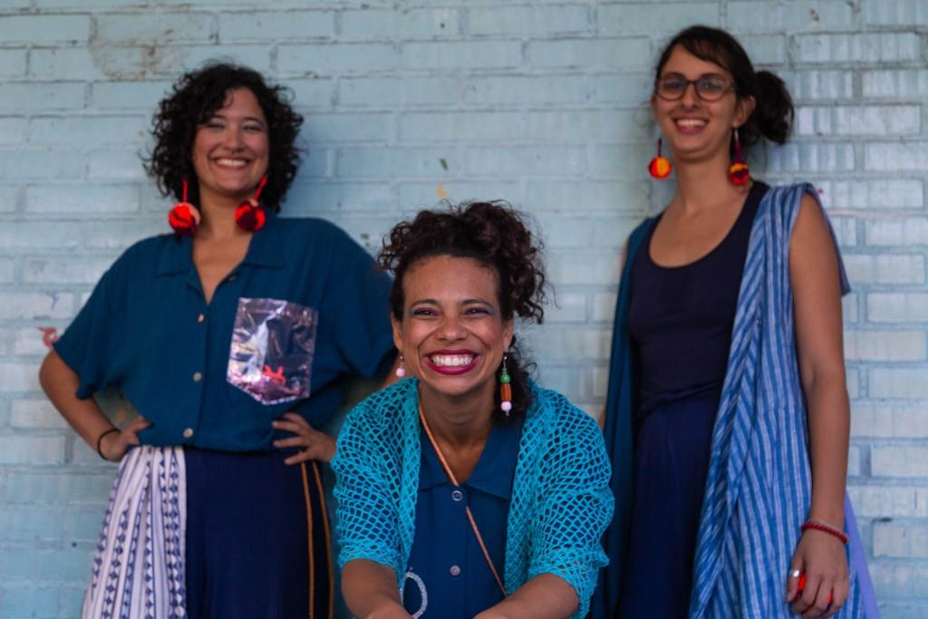 Grupo Êba. Foto: Rodiney Assunção.