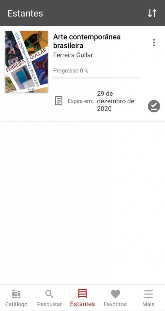 tela 6 app