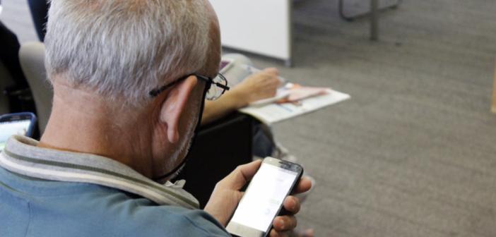 Fique de olho nas pré-inscrições para a oficina virtual de smartphone!