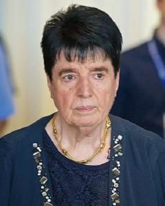 Nona Gaprindashvili - Federação internacional de xadrez