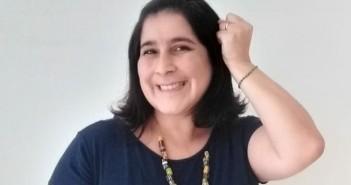 Sabrina Caires de Garcia. Foto: arquivo pessoal.